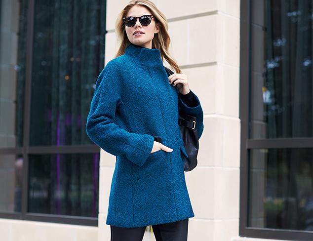 Autumn Chic: Wool Coats at MYHABIT