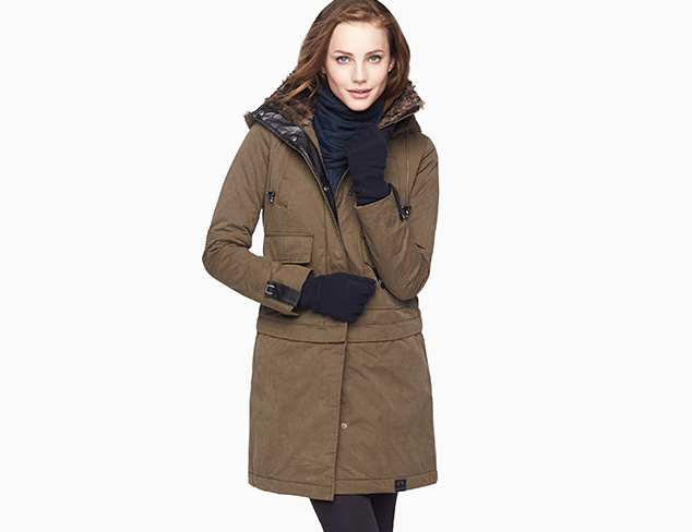 Autumn Outerwear: Parkas, Anoraks, & More at MYHABIT
