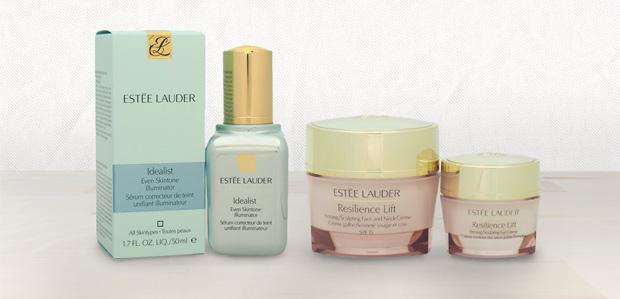 Best Face Forward: Skincare by Estee Lauder & More at Rue La La
