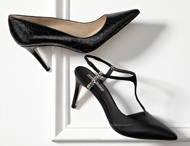 Best of Black: Shoes, Handbags & More at MYHABIT