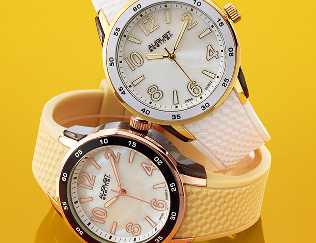 Big Time: Oversize Watches at MYHABIT