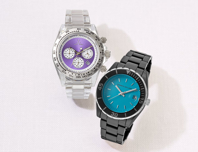 Bold Faced: Statement Watches at MYHABIT