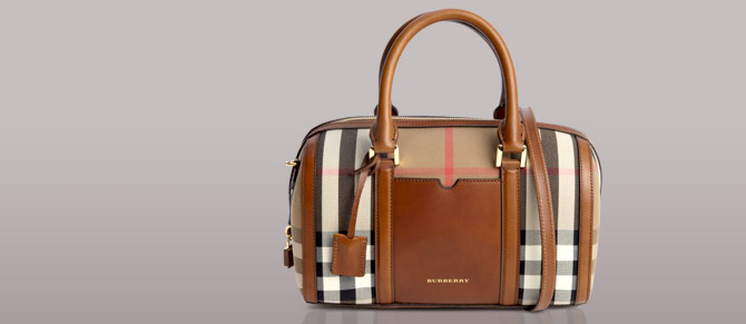Burberry at Belle & Clive