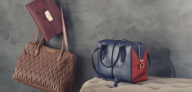 Carry Off Luxury: Handbags Featuring TOD's at Rue La La