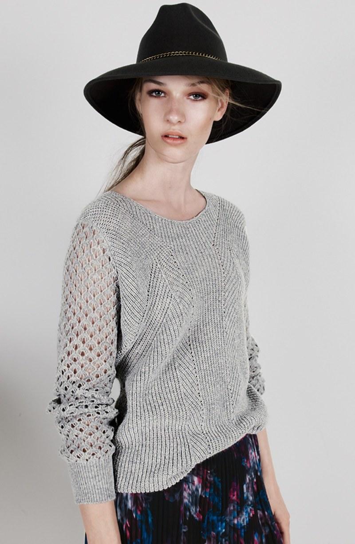 Chelsea28 Contour Rib Sweater