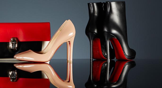 Christian Louboutin Shoes & Handbags at Gilt