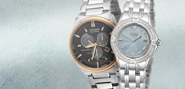 Citizen Women's & Men's Watches at Rue La La