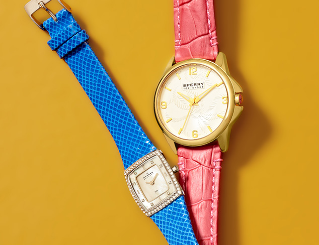 Classic Leather Watches at MYHABIT