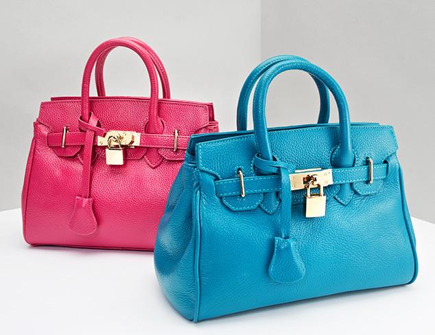 Color Blast:  Handbags at MYHABIT