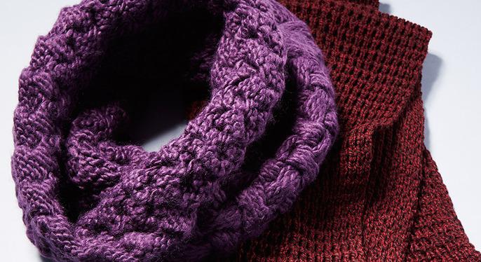 Color Crush: Berry & Bordeaux Accessories at Gilt