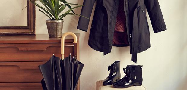 Come Rain or Snow: Cold-Weather Boots & Coats at Rue La La