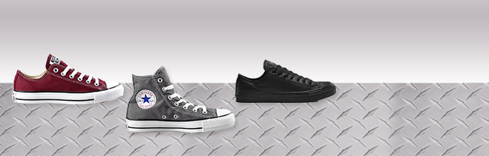 Converse at Brandalley