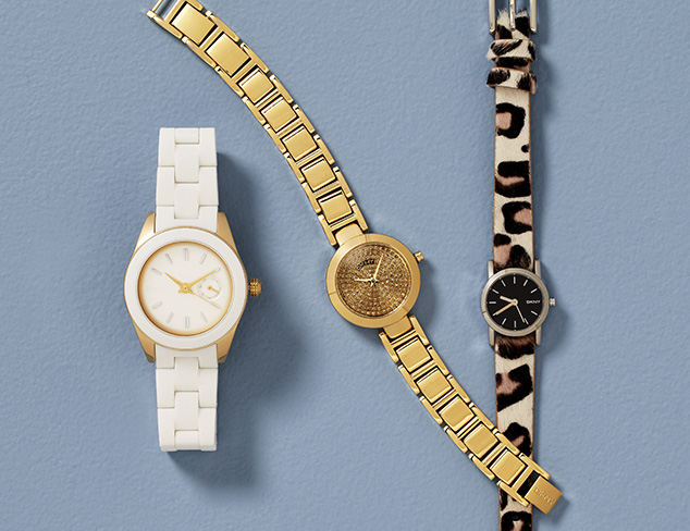 DKNY Watches at MYHABIT