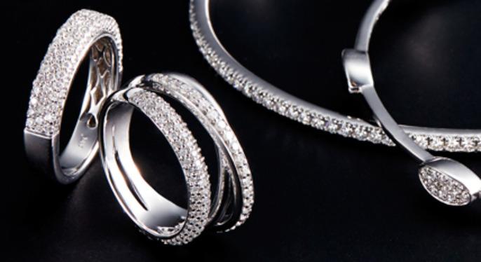 Dazzling Diamond Jewelry at Gilt