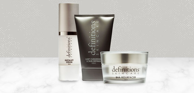 Definitions Skincare at Rue La La