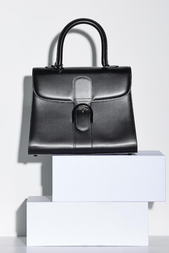 Delvaux Brillant MM Handbag