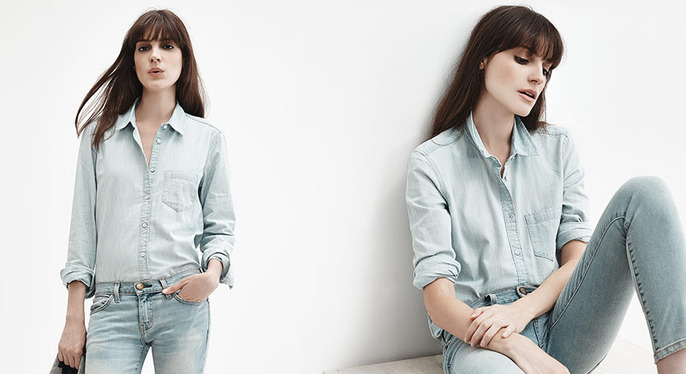 Denim Guide: Shop by Wash at Gilt