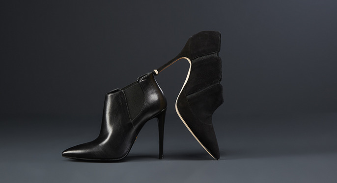 Designer Booties Feat. Chloé at Gilt