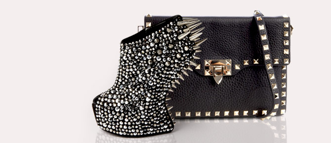 Designer Edge ft. Giuseppe Zanotti at Belle & Clive