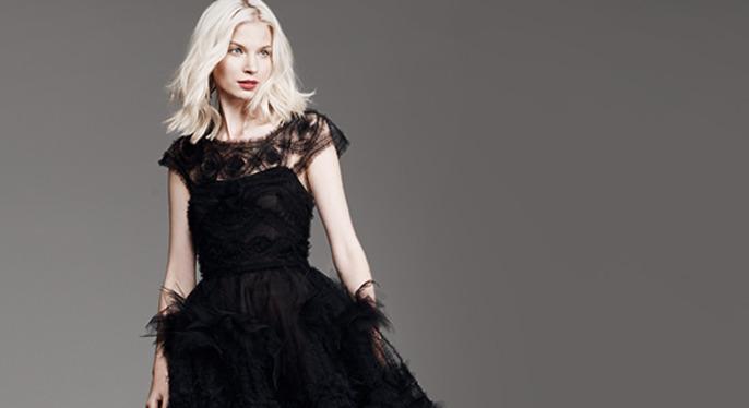 Designer Eveningwear Feat. Marchesa Couture at Gilt