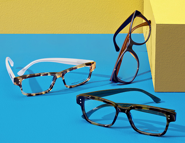 Designer Eyewear feat. Michael Kors at MYHABIT