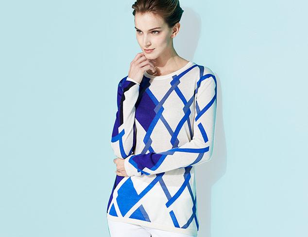 Designer Fall Essential: The Sweater at MYHABIT