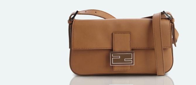 Designer Totes & Shoulder Bags ft. Fendi & Prada at Belle & Clive