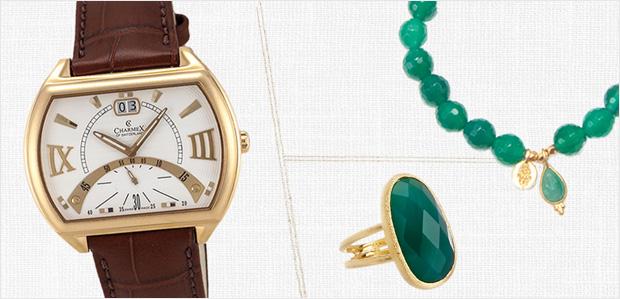 Details, Details: Jewelry & Watches at Rue La La