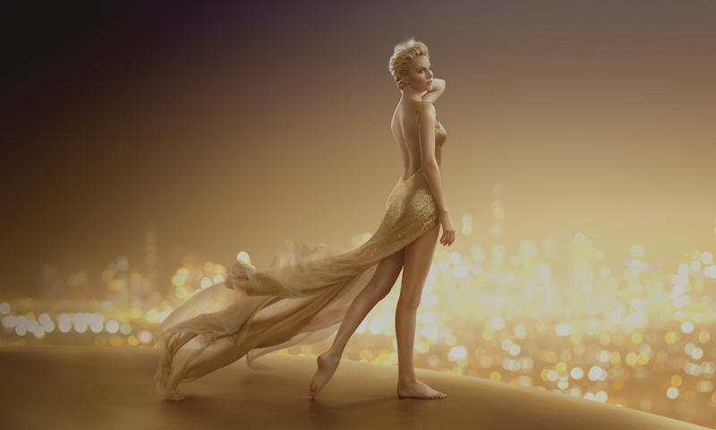 Dior J'adore - The Future is Gold