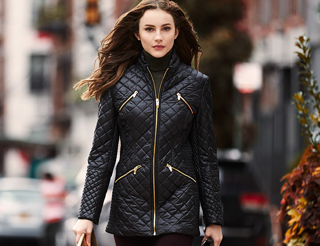 Down & Puffer Outerwear at MYHABIT