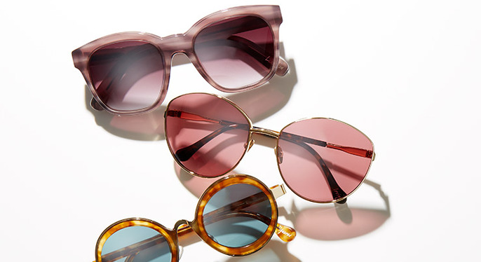 Elizabeth and James Eyewear at Gilt