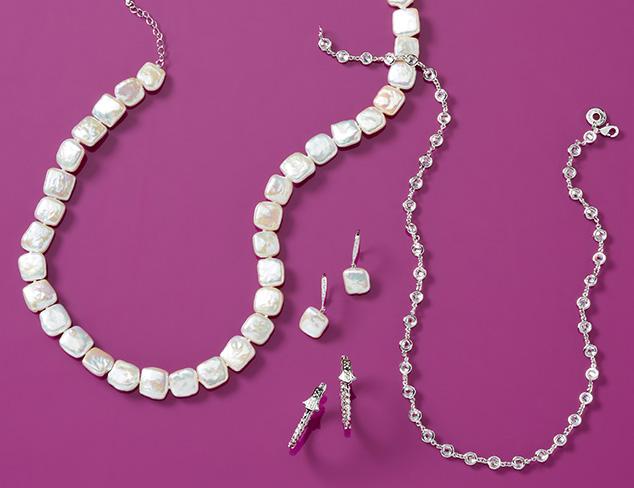 Everyday Jewelry: CZ by Kenneth Jay Lane at MYHABIT