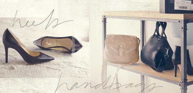 Extra, Extra: Handbags & Heels Now on Sale at Rue La La