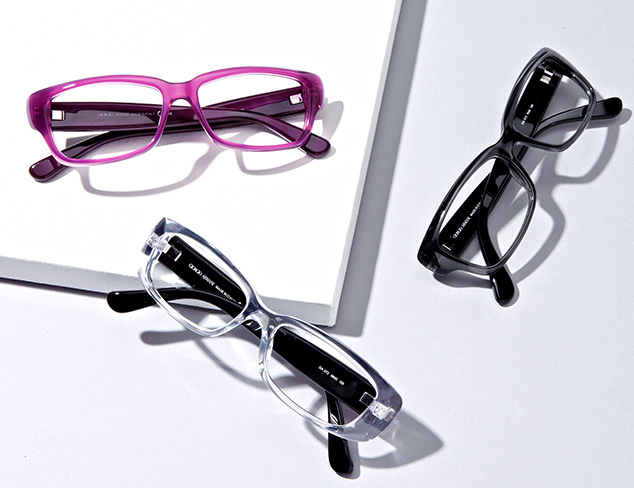 Eyewear feat. Giorgio Armani at MYHABIT