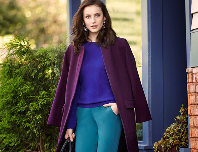 Fall Color Story: Jewel Tones at MYHABIT
