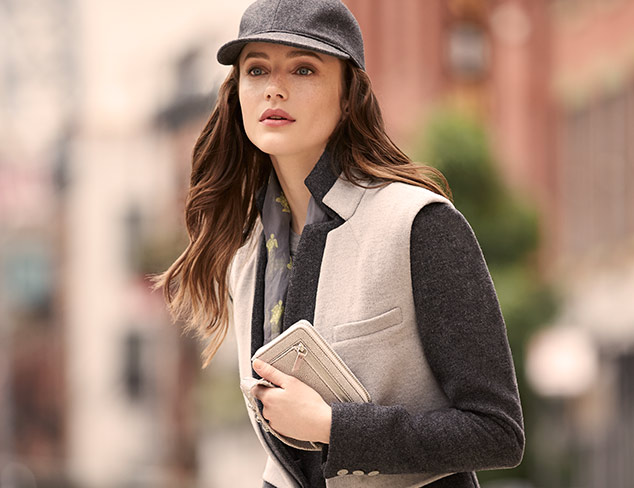 Fall Color Story: Shades of Grey at MYHABIT