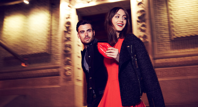 Fall Date-Night Looks at Gilt
