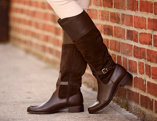 Fall Favorite: The Riding Boot at MYHABIT