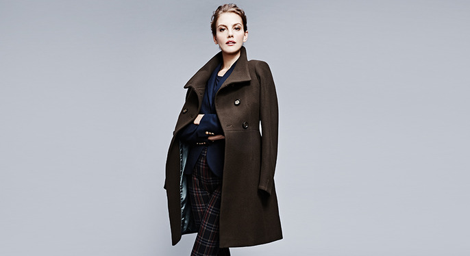 Fall Jackets Feat. Elie Tahari Outerwear at Gilt