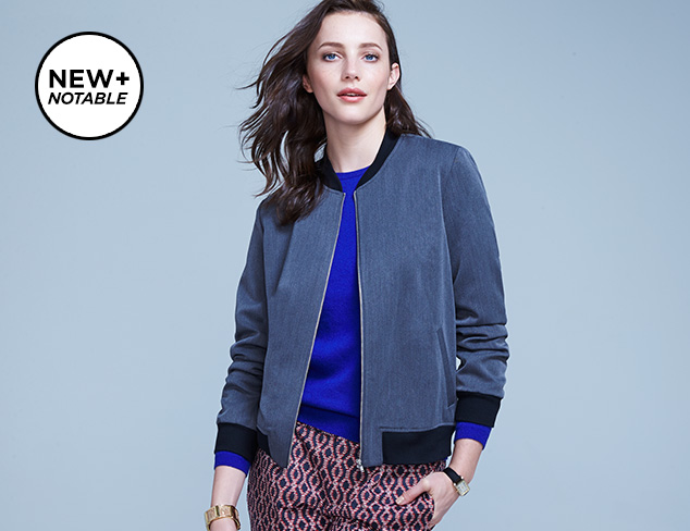 Fall Layers: Blazers & More feat. Reese & Riley at MYHABIT