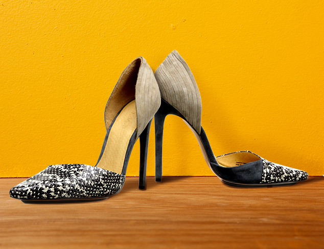 Fall Pumps We Love at MYHABIT