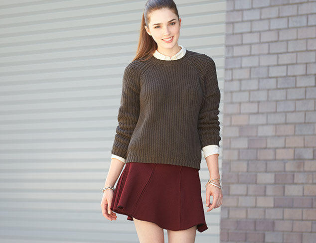 Fall Styles from 525 America at MYHABIT