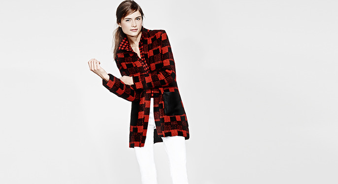 Fall Trend #4: Mad for Plaid at Gilt