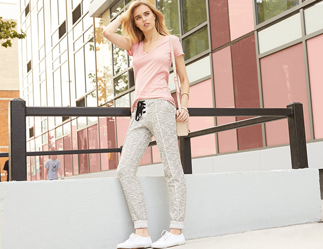 Fall Workout: Sporty Style at MYHABIT