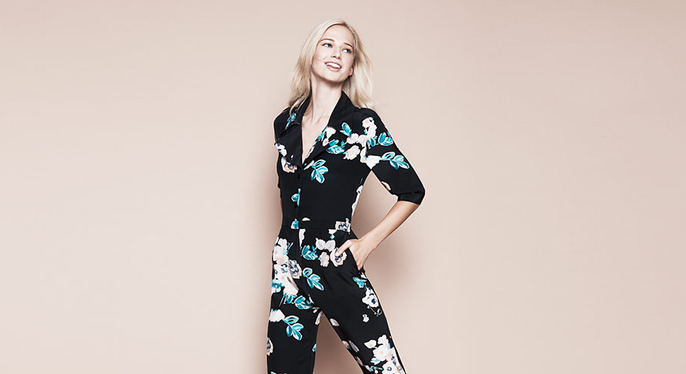 Fall's Finest Prints Feat. Tucker at Gilt