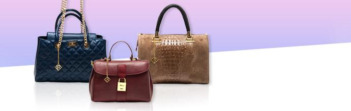 Fashion Classic Handbags at Brandalley
