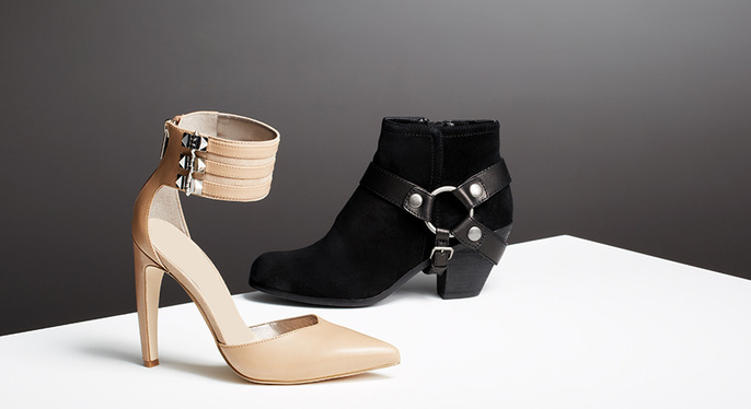 Fashion Forward: Wear-Now Shoes at Gilt