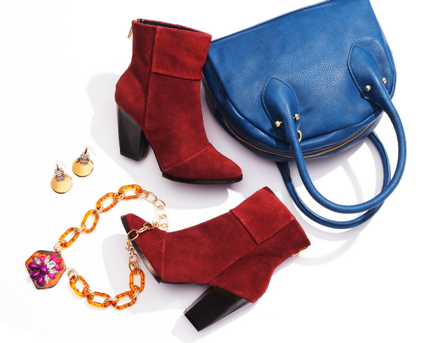 Fashion Steals: Bold Basics Under $50 at MYHABIT