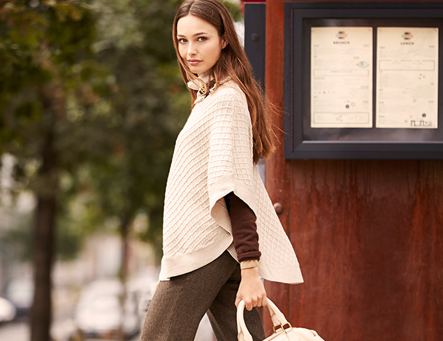 Favorite Fall Sweaters: Cashmere & More at MYHABIT