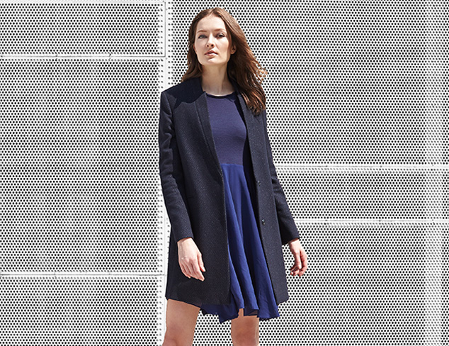 Feeling Navy Blue: Dresses, Tops & More at MYHABIT